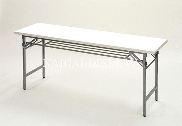 会議テーブル(長机) 白