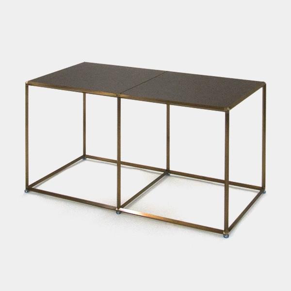 ビボ古美色テーブル・ステージ VB(2x1)1200x600H600