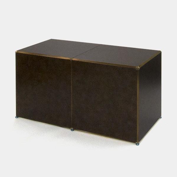 ビボ古美色テーブル・ステージ VB(2x1)1200x600H600SP