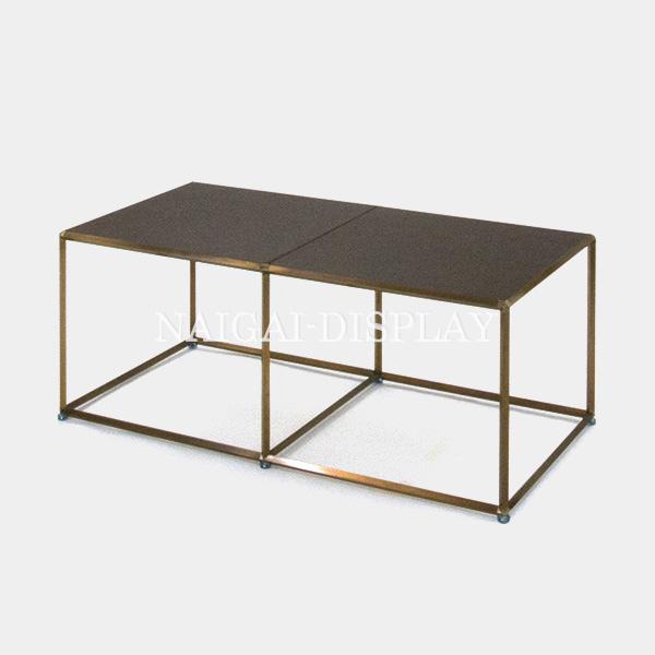 ビボ古美色テーブル・ステージ VB(2x1)1200x600H450
