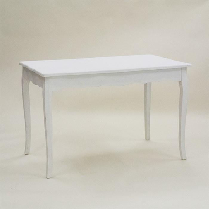 バロックテーブル(ホワイト)