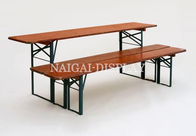ロングダメージテーブル&ベンチセット