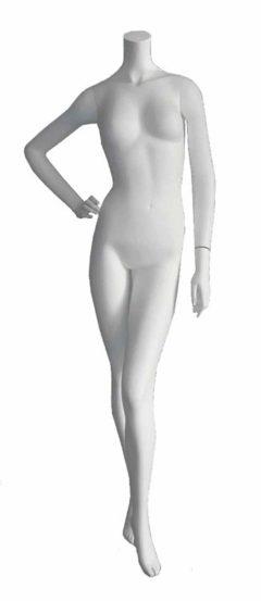 ヘッドレス婦人マネキン(WVF-1101-C-HL)