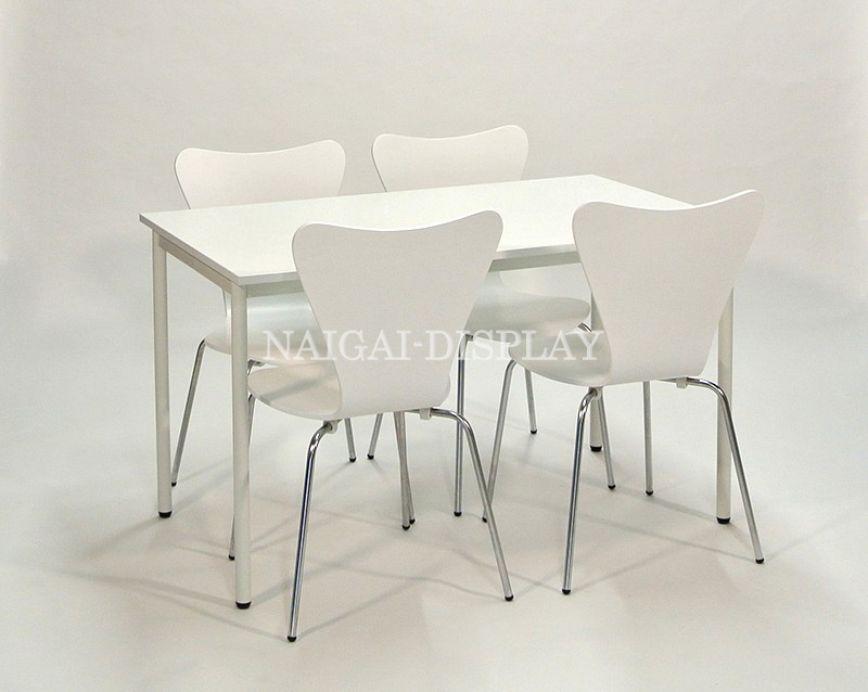 ミーティングテーブル&セブンチェアセット